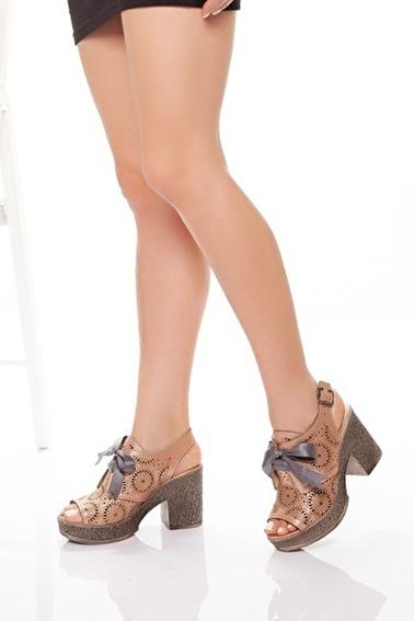 MODAGON Ayakkabı Bakır